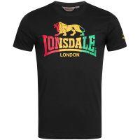 Lonsdale - T-Shirt Freedom - schwarz