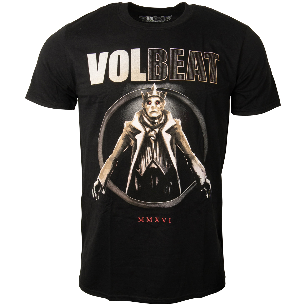 Volbeat - T-Shirt King Of The Beast - schwarz