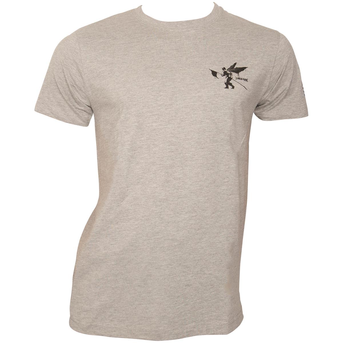 Linkin Park - T-Shirt Flag Tee - grau
