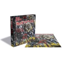 Iron Maiden - Puzzle Number Of The Beast