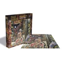 Iron Maiden - Somewhere In Time Puzzle - multicolor