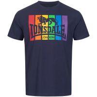 Lonsdale - T-Shirt Rampside - navyblau