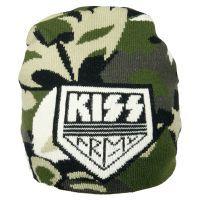 KISS - Mütze Army Camouflage