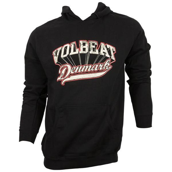 Volbeat - Kapuzenpullover Rise From Denmark - schwarz