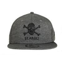 FC St. Pauli - Cap 9fifty Totenkopf - hellgrau