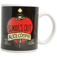 Alice Cooper - Becher School's out - mehrfarbig