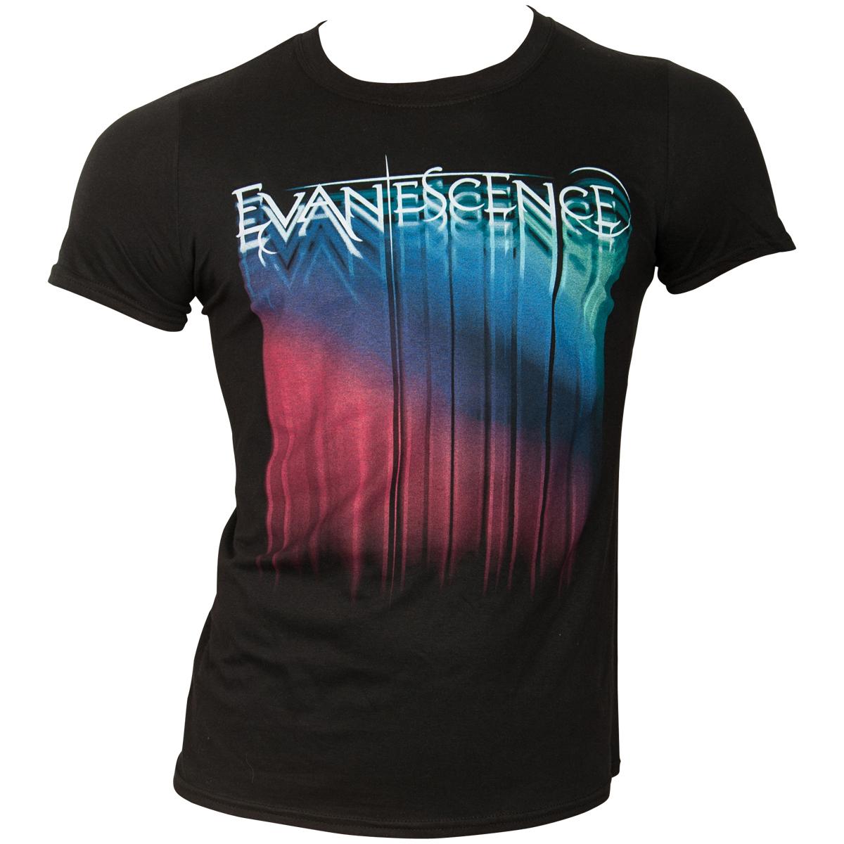 Evanescence - T-Shirt Tour Logo - schwarz