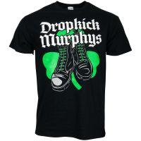Dropkick Murphys - T-Shirt Boots - schwarz