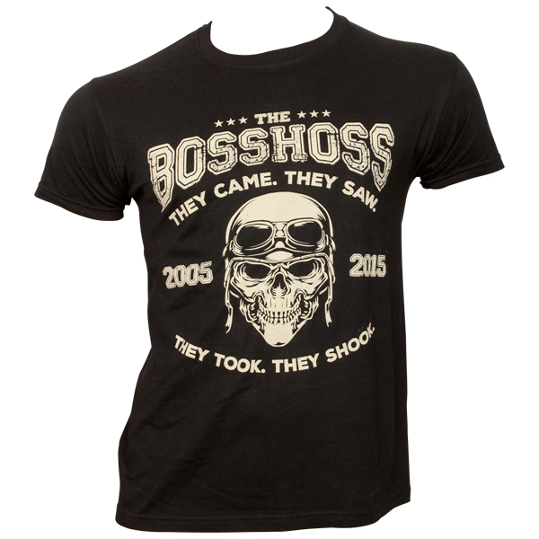 The Bosshoss - T-Shirt Come And Take - schwarz