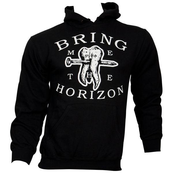 Bring Me The Horizon - Kapuzenpullover Blood Lust - schwarz