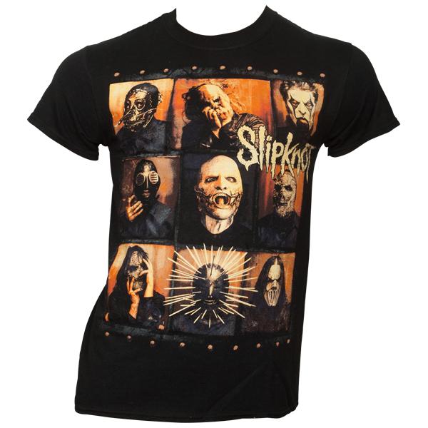 Slipknot - T-Shirt Skeptic - schwarz