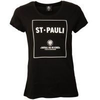 FC St. Pauli - Damen T-Shirt No Gender - schwarz