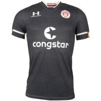 FC St. Pauli - Trikot Drei 2020-21 - schwarz