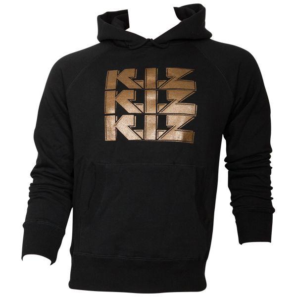 K.I.Z. - Kapuzenpullover Triple K.I.Z. - schwarz