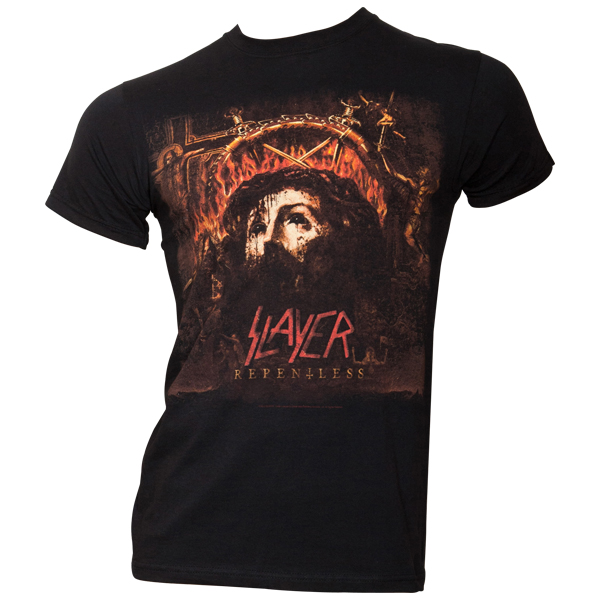 Slayer - T-Shirt Repentless - schwarz