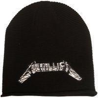 Metallica - Mütze Master Logo - schwarz