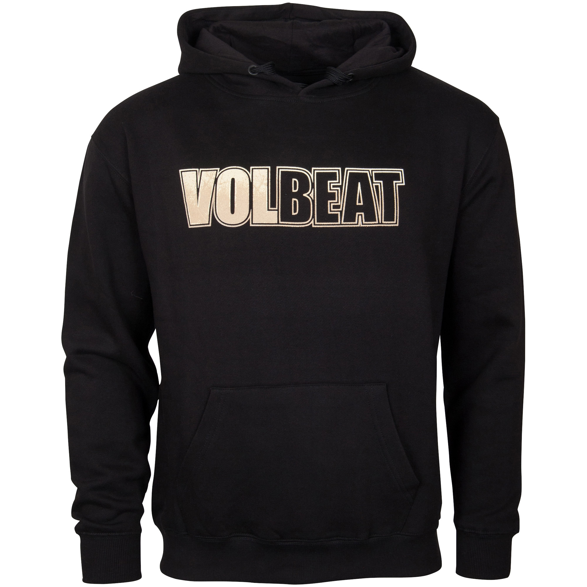 Volbeat - Kapuzenpullover Bleeding Crown Skull - schwarz