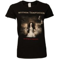 Within Temptation - Damen T-Shirt Heart Of Everything - schwarz