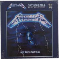 Metallica - Ride The Lightning Puzzle