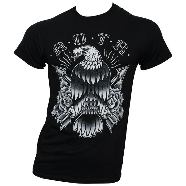 A Day To Remember - T-Shirt Eagle - schwarz