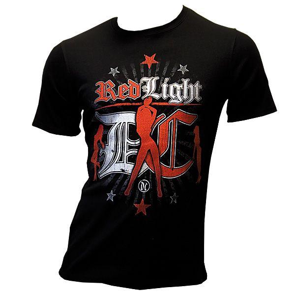 Red Light DC - Brave Girls - T-Shirt - schwarz