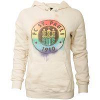 FC St. Pauli - Frauen Kapuzenpullover Rainbow