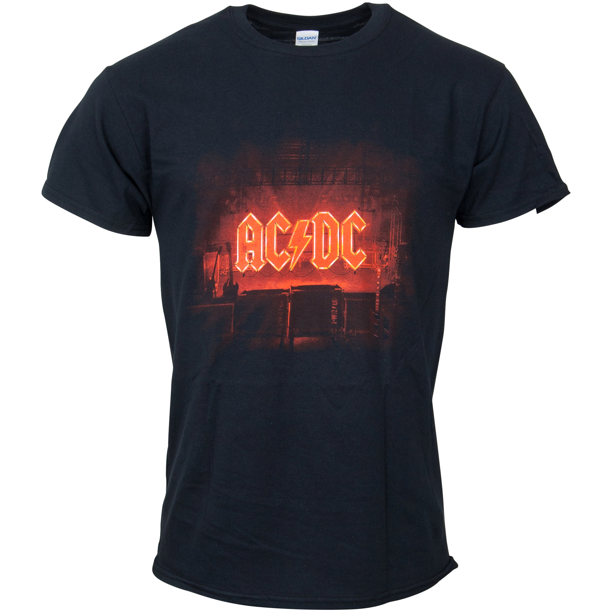 AC/DC - T-Shirt PWR UP Cover - schwarz