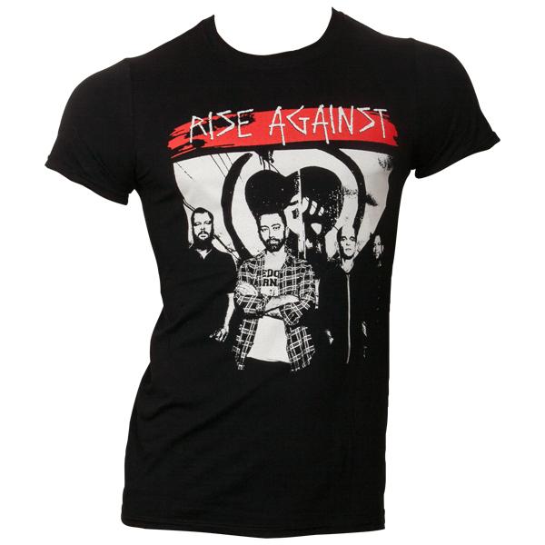 Rise Against - T-Shirt 1984 - schwarz