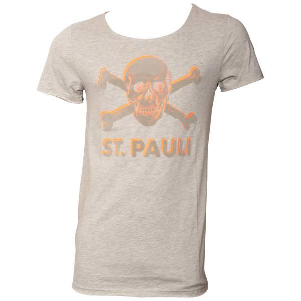 FC St. - Pauli - T-Shirt Hot - Orange