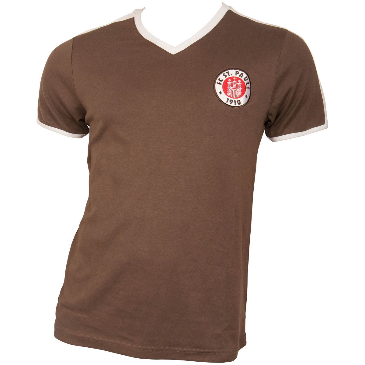 FC St. Pauli - Retrotrikot 1984 - braun