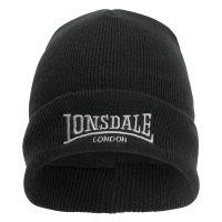 Lonsdale - Mütze Dundee - schwarz