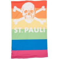 FC St. Pauli - Schlauchschal Regenbogen - mehrfarbig