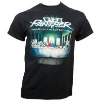 Steel Panther - T-Shirt All You Can Eat - schwarz