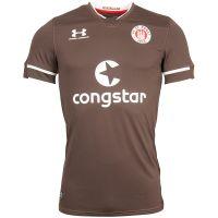 FC St. Pauli - Heimtrikot 2020-21 - braun