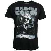 Rammstein -  T-Shirt - Band Photo - schwarz