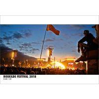 Roskilde Festival 2018 - Bildband