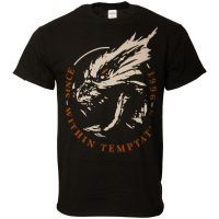 Within Temptation - T-Shirt Dragon 1996 - schwarz