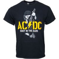 AC/DC - T-Shirt Shot In The Dark - schwarz