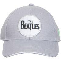 The Beatles - Baseball Cap Drum - grau