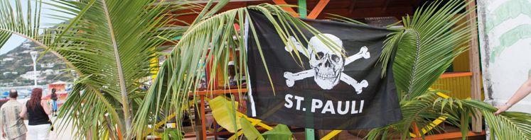 FC St. Pauli Fahnen und Flaggen bei Rock N Shop