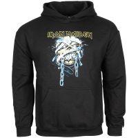 Iron Maiden - Kapuzenpullover Powerslave - schwarz
