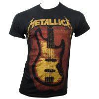 Metallica - T- Shirt Bass of Doom - schwarz