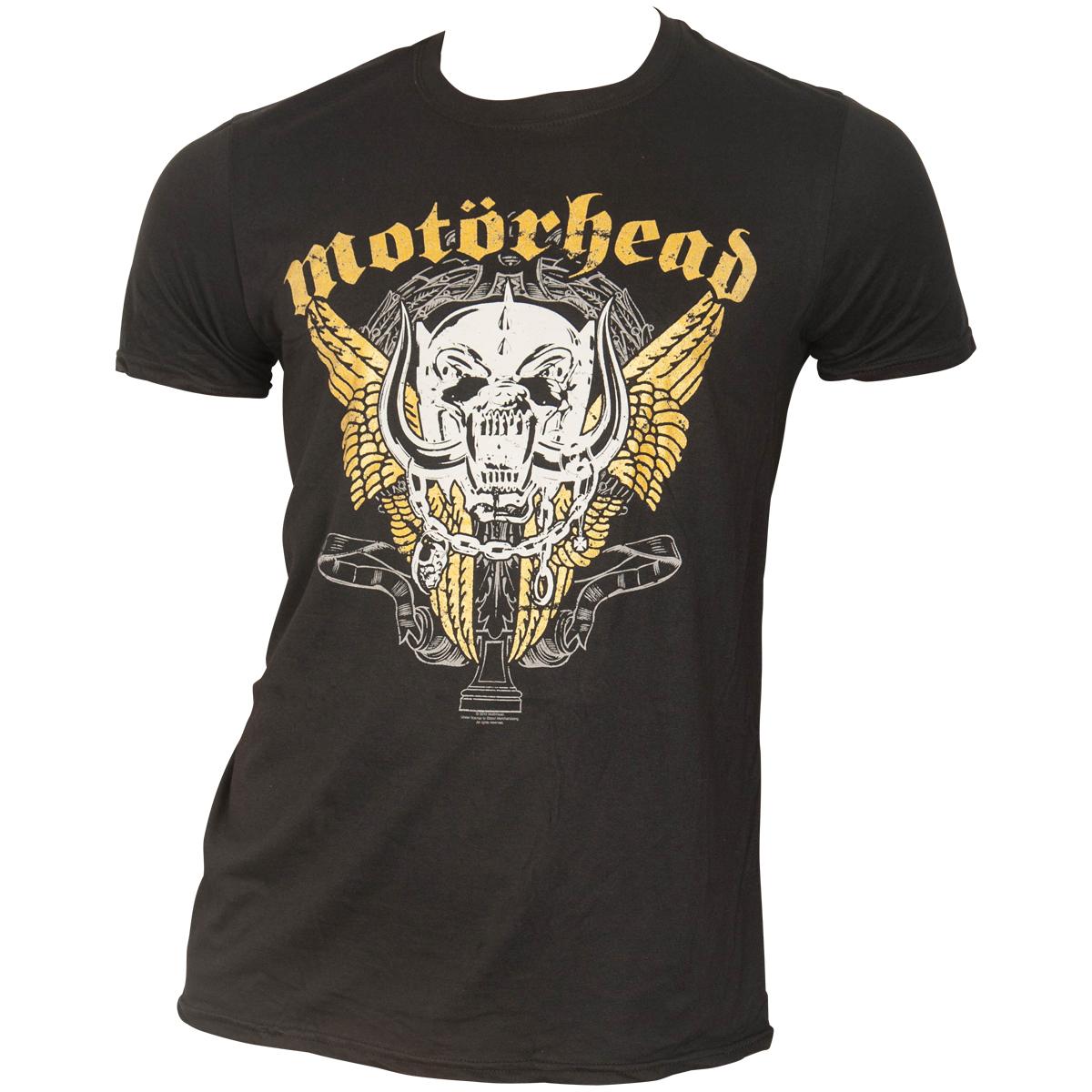 Motörhead - T-Shirt Wings - schwarz