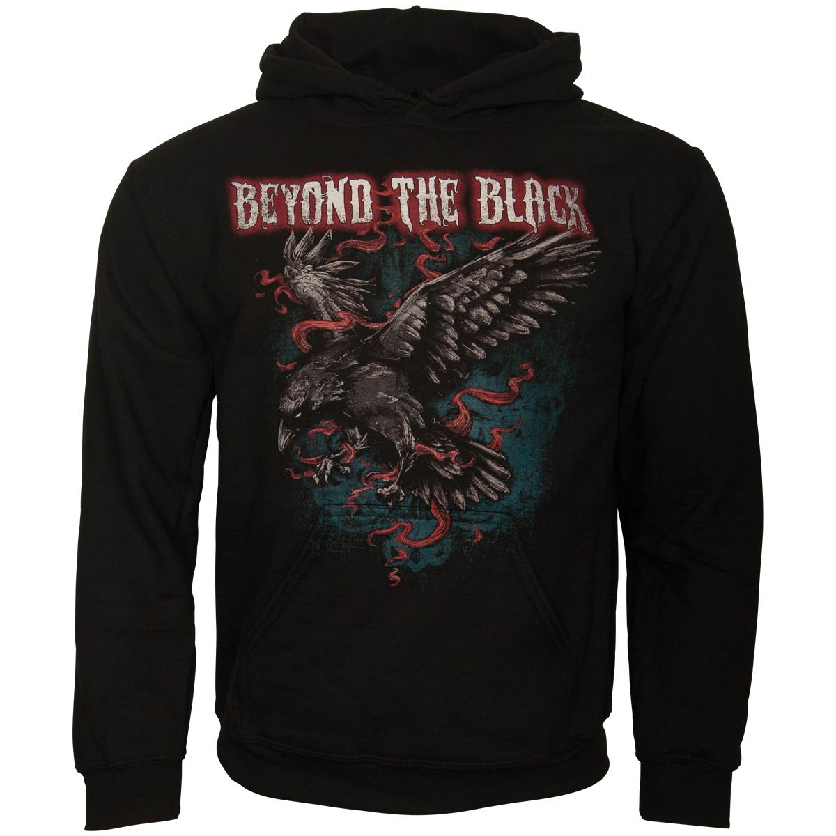 Beyond The Black - Kapuzenpullover Midnight Raven - schwarz