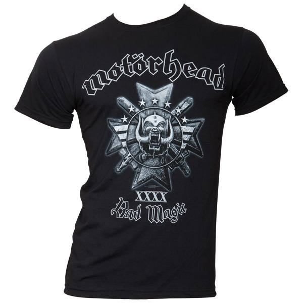 Motörhead - T-Shirt Bad Magic - schwarz