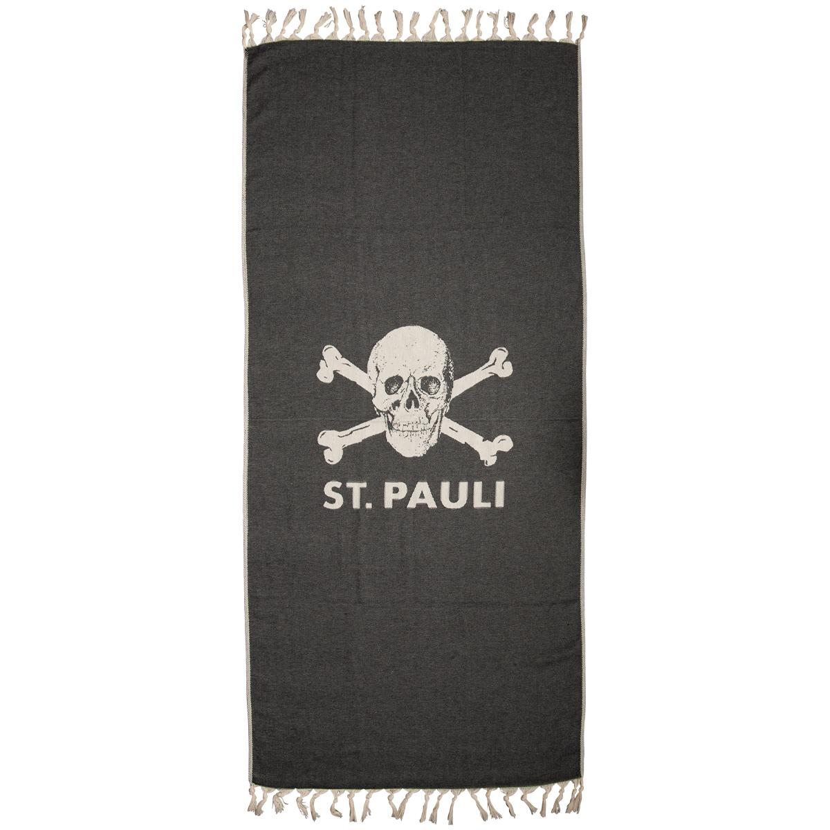 FC St Pauli Logo Duschtuch