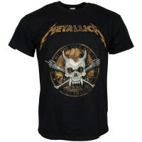 Metallica - T- Shirt Scary Guy - schwarz