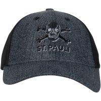 FC St. Pauli - Kappe Baseball TK Slobby - grau