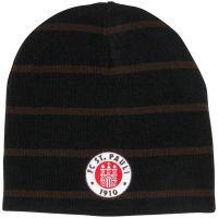 FC St. Pauli - Wendemütze St. Pauli - braun-schwarz