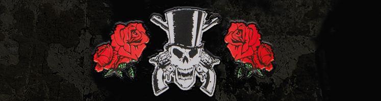 Guns N' Roses T-Shirts & Hoodies online kaufen | ROCKnSHOP